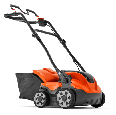 HUSQVARNA S 138i Verticuteer Machine
